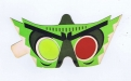 The Mask Vintage 1961 Original Pair of 3-D Glasses Horror Movie USA Unused