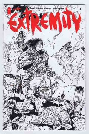 Extremity Promotional Ashcan VF/NM 2017 Image